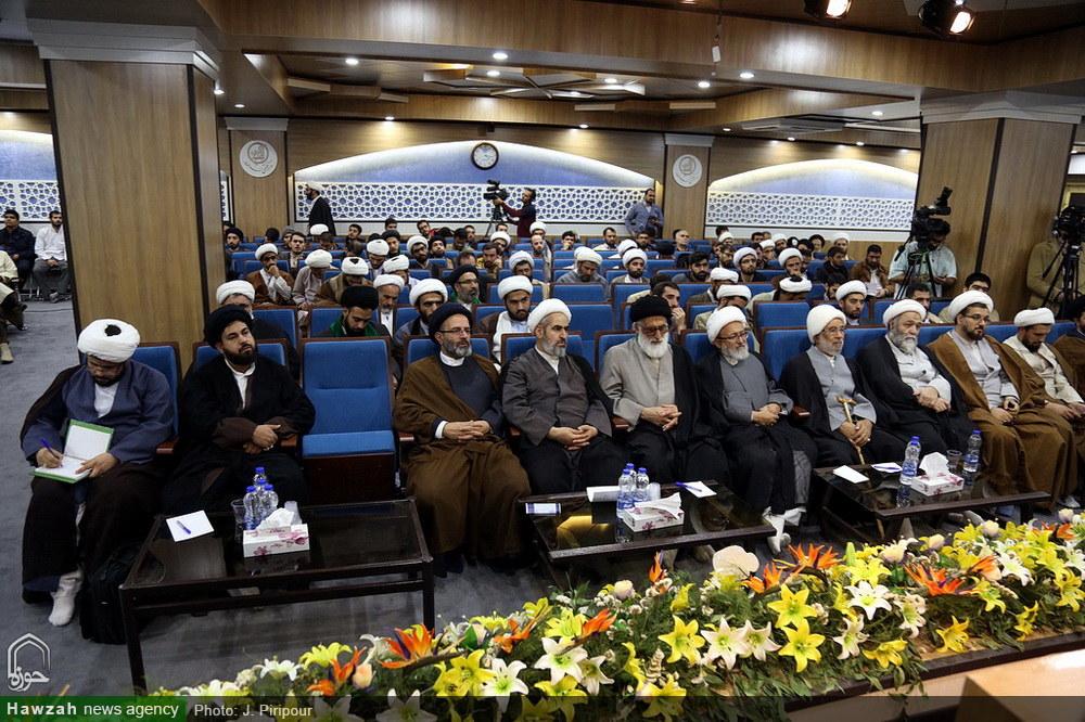 ششمین پیش نشست همایش درمرکز فقهی ائمه اطهار(ع) برگزار شد.26